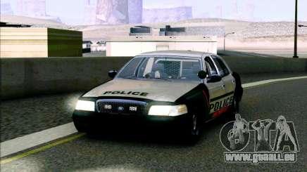 Weathersfield Police Crown Victoria pour GTA San Andreas