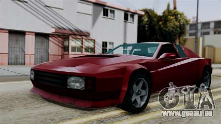 Cheetah from Vice City Stories pour GTA San Andreas