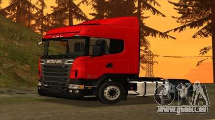 Scania R420 4x2 pour GTA San Andreas