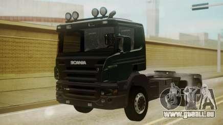 Scania P420 für GTA San Andreas