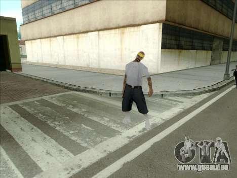 New LSV3 für GTA San Andreas dritten Screenshot