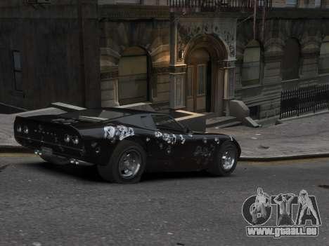 GTA 5 Monore Imporeved für GTA 4 Innenansicht