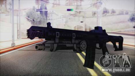 SOWSAR-17 Type G Assault Rifle with Grenade für GTA San Andreas