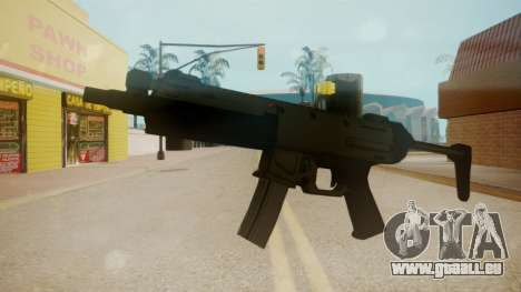 GTA 5 MP5 pour GTA San Andreas