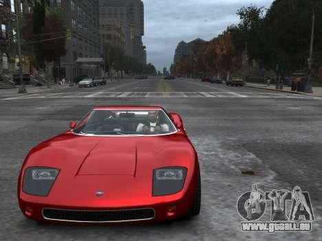 GTA 5 Monore Imporeved für GTA 4 rechte Ansicht