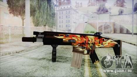 SCAR-L pour GTA San Andreas
