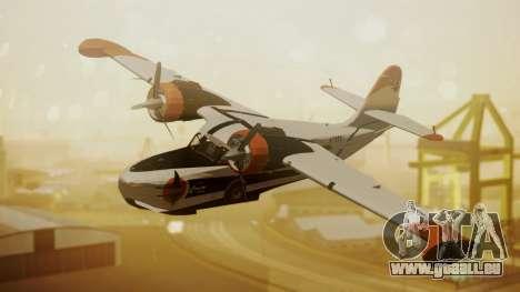 Grumman G-21 Goose N79901 pour GTA San Andreas