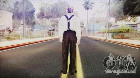 Tommy Angelo Mafia 2 pour GTA San Andreas troisième écran