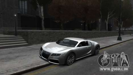 Adder HQ from GTA 5 pour GTA 4