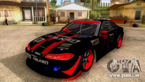 Nissan S15 Drift pour GTA San Andreas