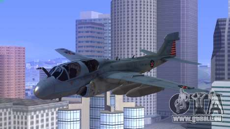 Northrop Grumman EA-6B Prowler VAQ-129 für GTA San Andreas