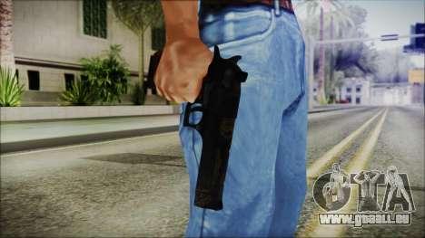 Helloween Hell pour GTA San Andreas troisième écran