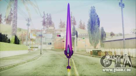 Gehaburn - Hyperdimension Neptunia MK2 für GTA San Andreas