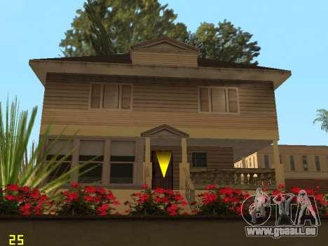 Wohnung von GTA IV für GTA San Andreas siebten Screenshot