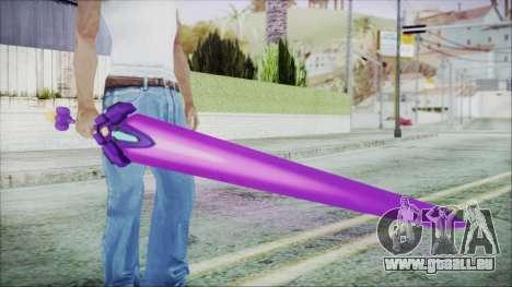 Gehaburn - Hyperdimension Neptunia MK2 für GTA San Andreas zweiten Screenshot