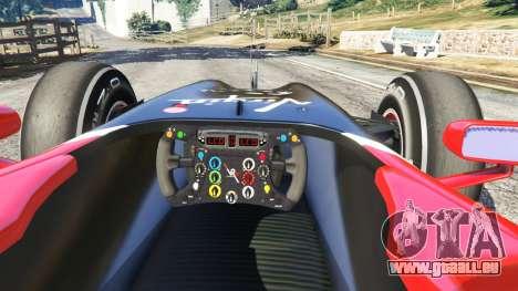 GTA 5 Jungfrau VR-01 [Timo Glock] v1.1 hinten rechts