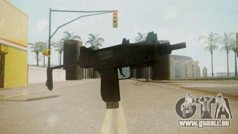 GTA 5 Micro SMG für GTA San Andreas