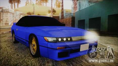Nissan Silvia Sil80 für GTA San Andreas