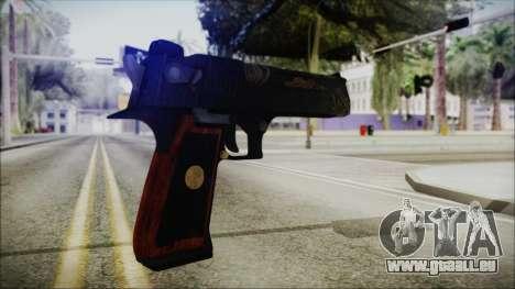 Helloween Hell pour GTA San Andreas deuxième écran