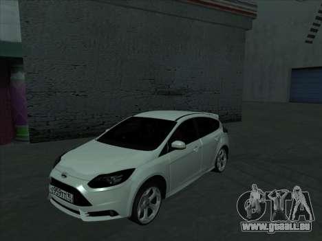Ford Focus ST à fanons pour GTA San Andreas