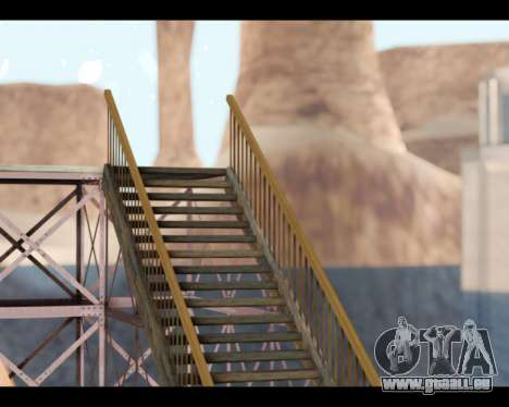 Queenshit Graphic 2015 pour GTA San Andreas quatrième écran