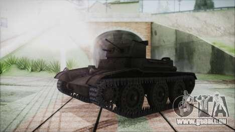 T7 Combat Car für GTA San Andreas