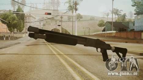 GTA 5 Shotgun für GTA San Andreas