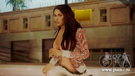 Megan Fox für GTA San Andreas
