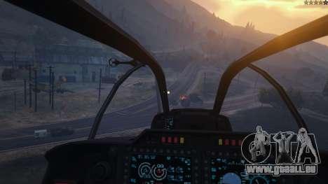 GTA 5 AH-1Z Viper achten Screenshot