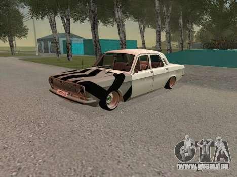 GAZ 24 BQ pour GTA San Andreas