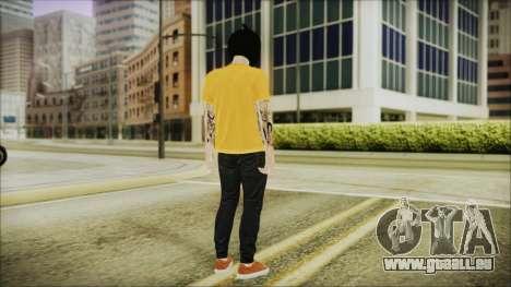 DLC Halloween GTA 5 Calabaza für GTA San Andreas dritten Screenshot