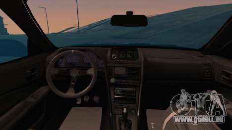 Nissan Skyline Street Racing Syndicate pour GTA San Andreas vue arrière