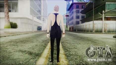 Home Girl Lupita für GTA San Andreas dritten Screenshot