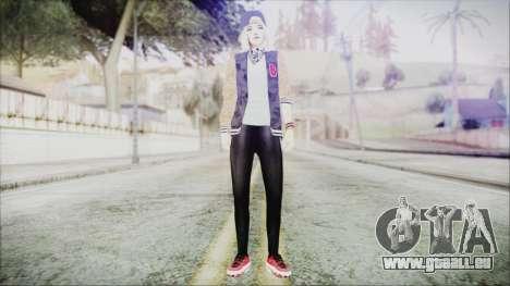 Home Girl Chola 2 für GTA San Andreas zweiten Screenshot