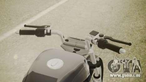 Honda Titan CG150 Stunt für GTA San Andreas rechten Ansicht