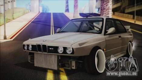 BMW M3 E30 Camber pour GTA San Andreas