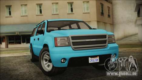 GTA 5 Declasse Granger Civilian für GTA San Andreas