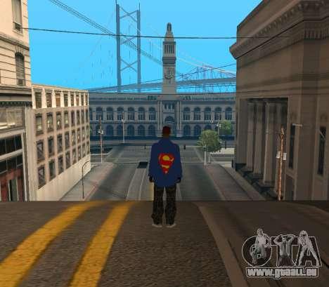 Super Emmet pour GTA San Andreas troisième écran