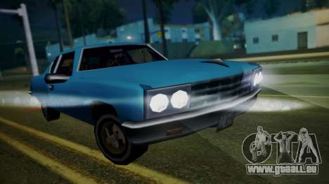Declasse Low 1965 pour GTA San Andreas