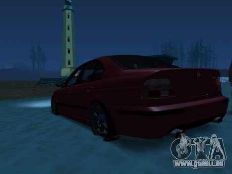 ENB Series [MEDIUM PC] für GTA San Andreas fünften Screenshot