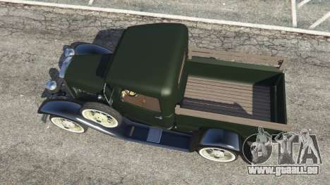 Ford Model A Pick-up 1930 für GTA 5