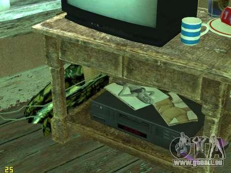 Appartement de GTA IV pour GTA San Andreas