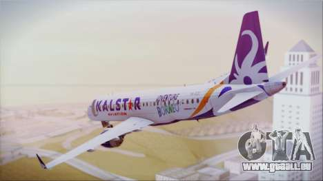 E-195 KalStar Aviation für GTA San Andreas linke Ansicht