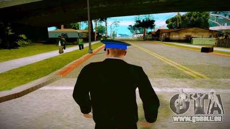 Die Mitarbeiter des Justizministeriums v1 für GTA San Andreas her Screenshot
