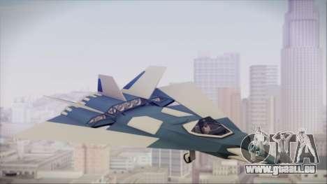Chuckup BlackBird pour GTA San Andreas