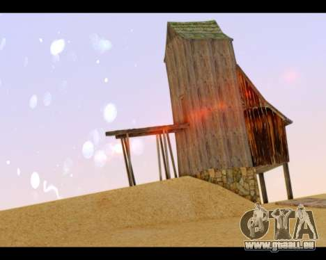 Queenshit Graphic 2015 pour GTA San Andreas neuvième écran