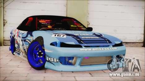 Nissan Silvia S15 DMAX pour GTA San Andreas