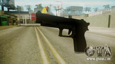 GTA 5 Colt 45 für GTA San Andreas