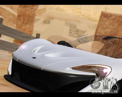 Queenshit Graphic 2015 pour GTA San Andreas deuxième écran