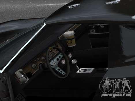 GTA 5 Monore Imporeved für GTA 4 Rückansicht